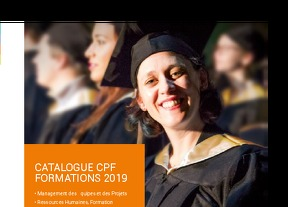 CESI École de Formation des Managers : Catalogue CPF - Formations 2019